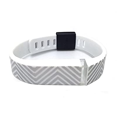 I-SMILE® 15PCS Replacement Bands with Metal Clasps for Fitbit Flex/Wireless Activity Bracelet Sport Wristband(No tracker, Replacement Bands Only)