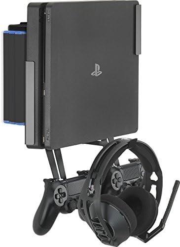 GamingXtra 4-in-1 Bundle Kit für Sony PS4 - Schwarz 3