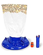 Swimming Pool Leaf Eater Cleaner Above Below Ground Catcher Vacuum