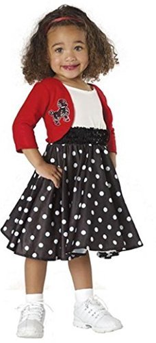 Toddl (Polka Dot Rocker Child Costumes)