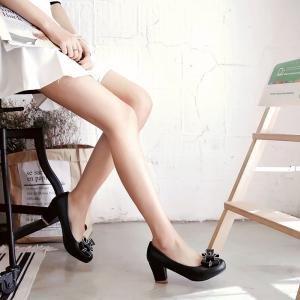negro Cordones Zapatos Planos con mujer hexiajia gqWnw17PaW