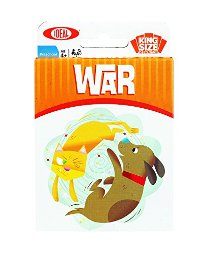 Ideal War Card Game -