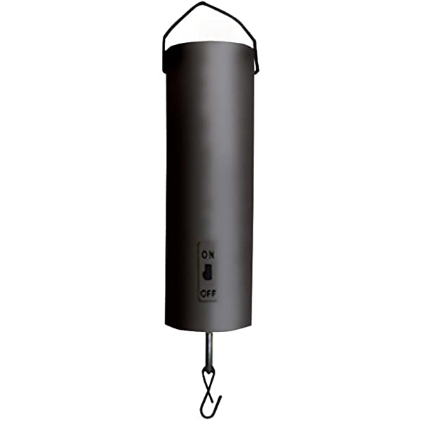 Wind Chimes and More Red Carpet Studios Slow Black Rotating Motor for Hanging D/écor