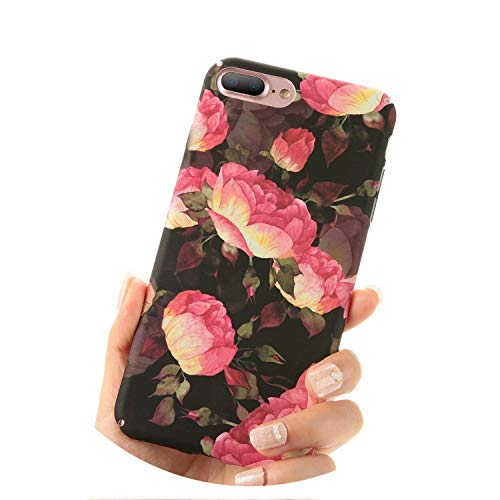 Tropical Leaves Case for Samsung Galaxy S8 S9 Plus S7 Note 9 8 A3 A5 A7 J3 J5 2017 A6 A8 J6 J8 Plus 2018 Hard PC Cover,3,S8 Plus ()