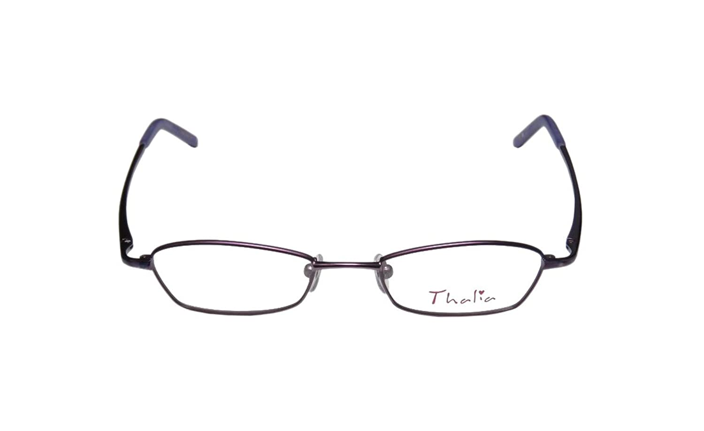 Thalia Yara Womens/Ladies Prescription Ready Trusted Luxury Brand Designer Full-rim Spring Hinges Eyeglasses/Eyeglass Frame