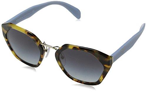 Prada Sonnenbrille (PR 04TS) Medium Havana