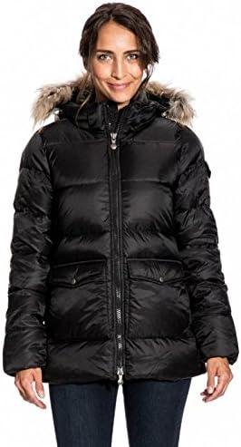 Pyrenex Damen Jacke Gr. 42, schwarz: : Bekleidung