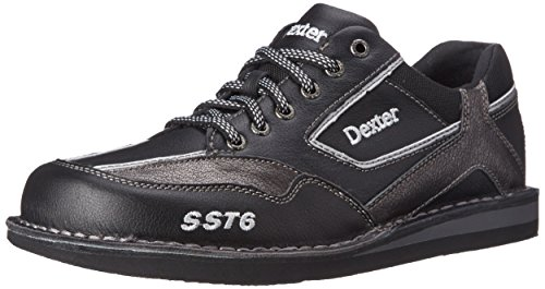 Dexter SST 6 LZ Bowling Shoes Black/Alloy YqdAO