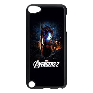 iPod Touch 5 Case Black af16 avengers 2 poster hollywood film poster Clugr