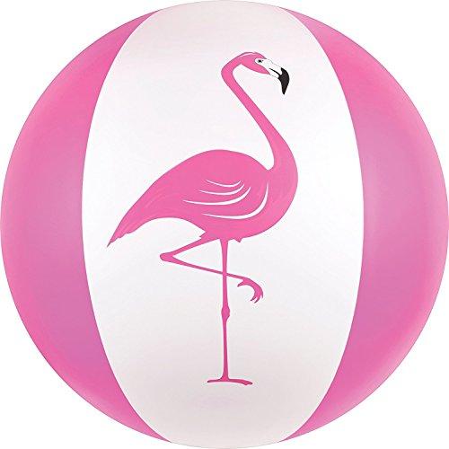 """Kangaroo Beach Balls; 27"""" Jumbo Pink Flamingo Beach Ball"""