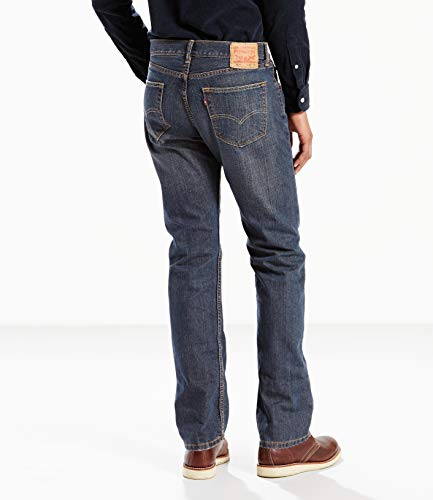 Levi's Men's 505 Regular Fit Jean, Range, 32x30