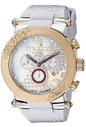 MULCO Women's MW3-13403-513 Era Analog Display Swiss Quartz Purple Watch