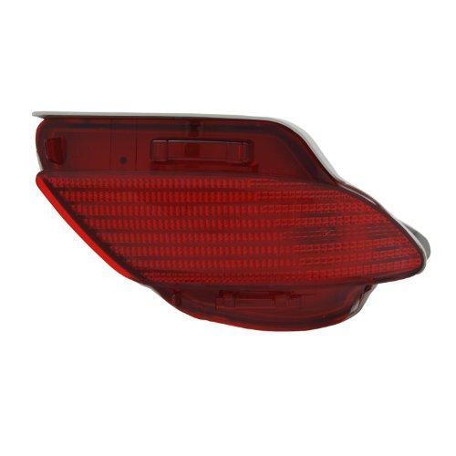 - TYC 17-5276-00-1 Lexus Rear Left Replacement Reflex Reflector