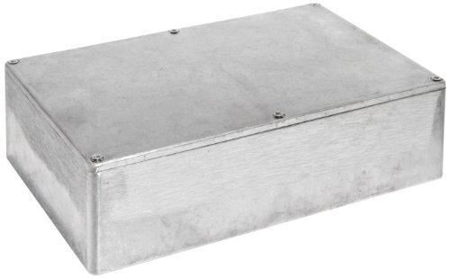 BUD Industries CN-5711 Die Cast Aluminum Enclosure, 8-3/4