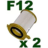Vacuum Parts & Accessories 2 Dirt Devil Vision Canister HEPA Filter F12 KD 1680000
