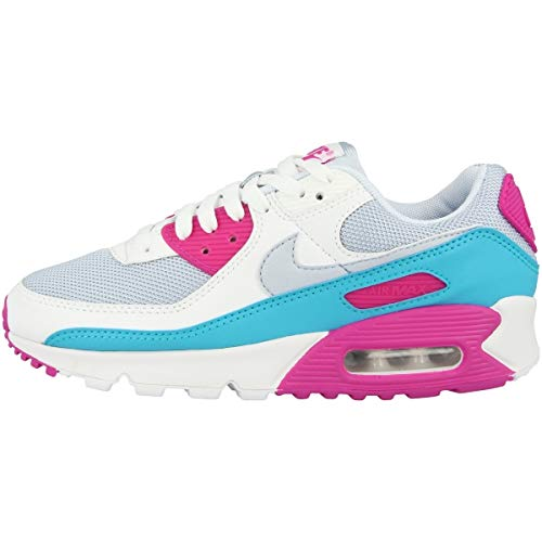 Nike Womens Air Max 90 Casual Runing Shoe Ct1030-001 Size 6