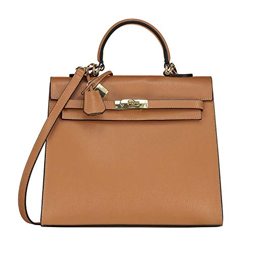 haute cuir Sacs Sac main Sac Femmes à à GRAZIA main Hobo italien fait Chameau qualité fourre Dames sac de tout à Designer Sacs en main bandoulière zUwYRq