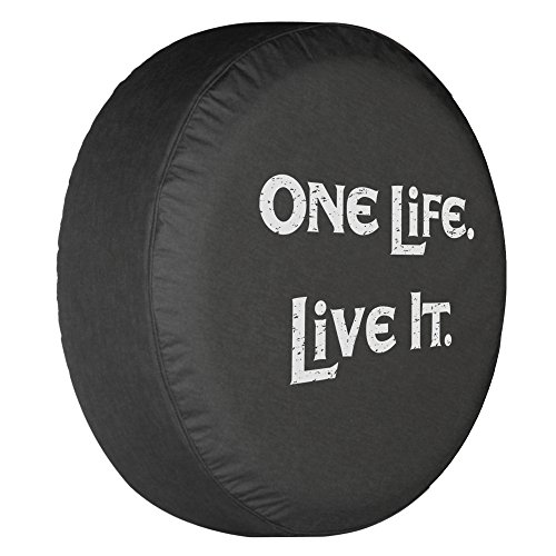 Liberty Denim Spare Tire Cover - Boomerang 30