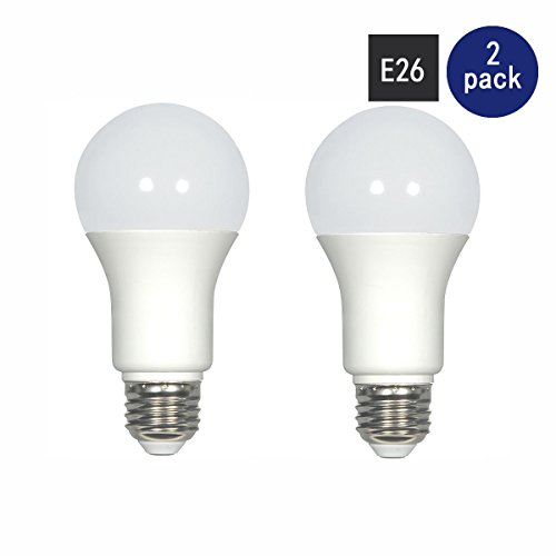 12V 7W LED Light Bulbs - Daylight E26 Standard Base 60W Equi