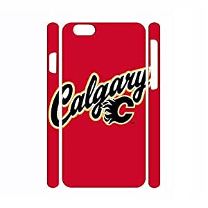 Beauty Charm Personalized Sports Series Hockey Team Logo Skin for Iphone 6 Plus Case - 5.5 Inch