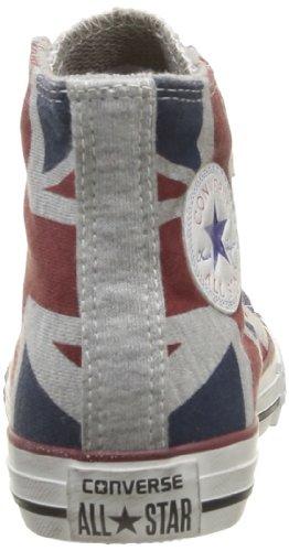 Converse Ct Print Hi, Sneakers Da Uomo Multicolore (bandiera Uk)