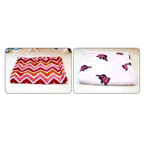 Chamois Stroller Blanket - 2