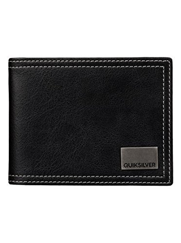 Quiksilver Men's Stitched Wallet, Bear, One Size