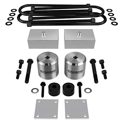 Supreme Suspensions - Full Lift Kit for 2005-2016 Ford F250 F350 Super Duty [4WD] 3