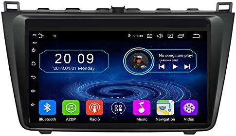 Mazda 6 Auto Radio Pantalla Táctil Android naviceiver CD DVD USB SD Wifi GPS Navegación 3d TV Bluetooth manos libres: Amazon.es: Electrónica