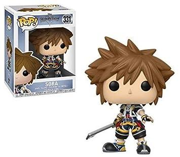 Funko Pop! Disney: Kingdom Hearts - Sora Figuras coleccionables Adultos y niños - FiFiguras de acción y colleccionables (Figuras coleccionables,, ...