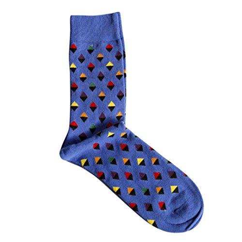 8 pairs Unisex 3D Printed Cartoon Animal Dog Socks Ankle Socks - 1