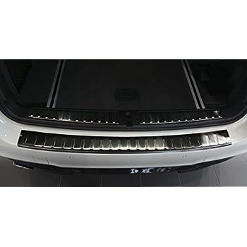 HONDA CR-V IV FL since 2015 Rear Bumper Protector Profiled Sill Guard Steel