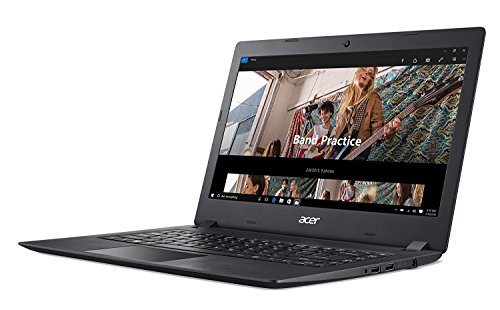 Acer 14″ Full HD 1920×1080 Laptop (2018 Newest), Intel Celeron N3450 Quad-Core Processor (Up to 2.2GHz), 4GB SDRAM, 32GB SSD, 802.11ac, Bluetooth, HD Webcam, Windows 10 Home