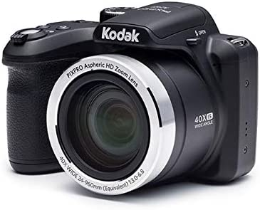 40X Zoom Wide Angle Lens of Kodak Az401