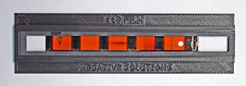 Negative Solutions Film Holders 110 Film Adapter Compatible w/ V700/V800 scanners