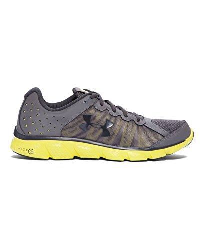 Under Armour Men's UA Micro G Assert 6 Running Shoes 10 Graphite - D&g Men Shoes