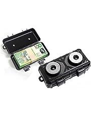 Magnetic Stash Safe Box Money Magnet Storage Secret Key Holder Hidden Compartment Car GPS