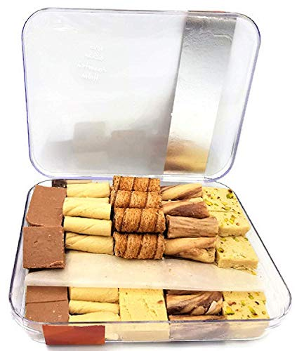 Traditional & International Sweets