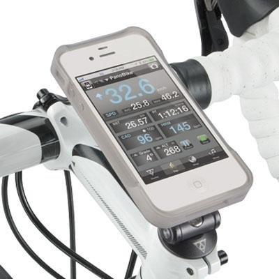 Topeak iPhone 5 RideCase Bicycle Handlebar Mount Phone Holder