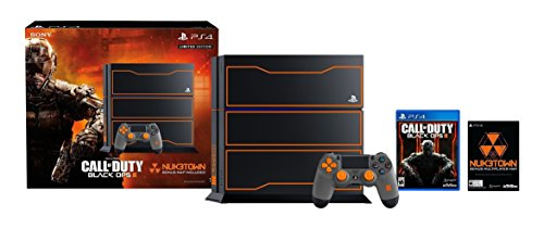 PS4 1TB HW Bundle - Call of Duty: Black Ops 3 Limited Edition