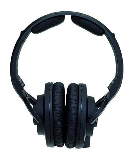 KRK KNS 6400 On-Ear Closed Back Circumaural Studio Monitor Headphones by KRK (Image #1)