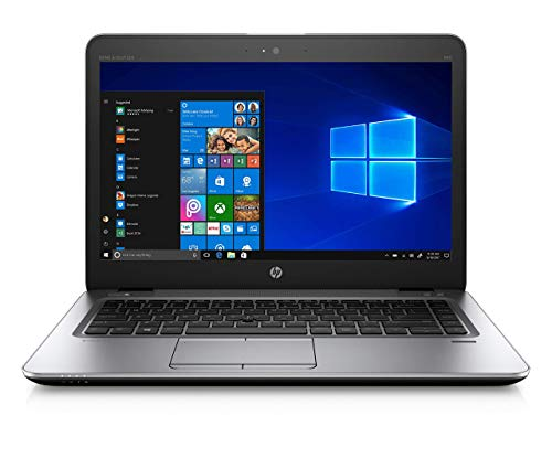 HP ELITEBOOK 840 G3 LAPTOP INTEL CORE I5-6200U 6th GEN 2.3GHZ WEBCAM 8GB RAM 240GB SSD WINDOWS 10 PRO 64BIT (Renewed)