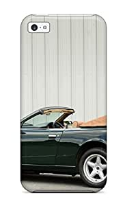 New Style Tpu 5c Protective Case Cover/ Iphone Case - Aston Martin Virage 22