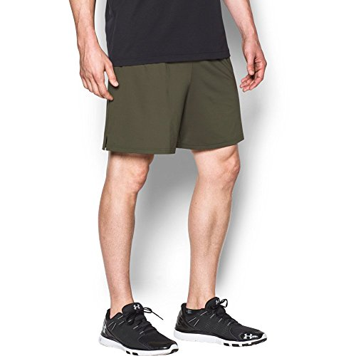 Marine Green (Under Armour Men's Tactical Tech Shorts, Marine Od Green/Marine Od Green, Large)