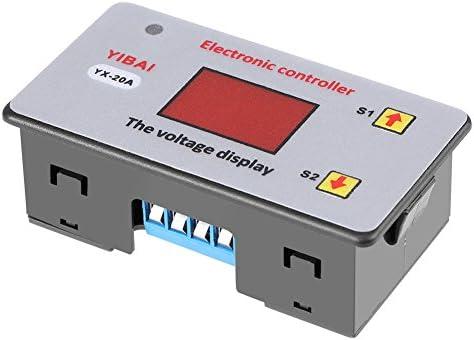 FTVOGUE 12V Batterie Unterspannungsschutz Abschaltautomatik für Unterspannungsschutz
