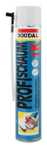 Soudal Montageschaum Füllschaum B2, 500 ml Dose