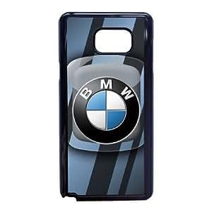 Samsung Galaxy Note 5 Phone Case Black BMW RJ2DS1016569