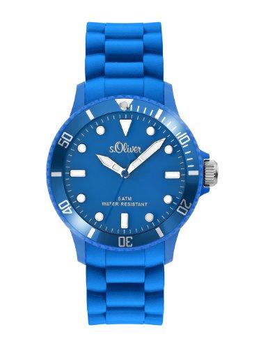 s.Oliver Men's Watch(Model: SO-2301-PQ)