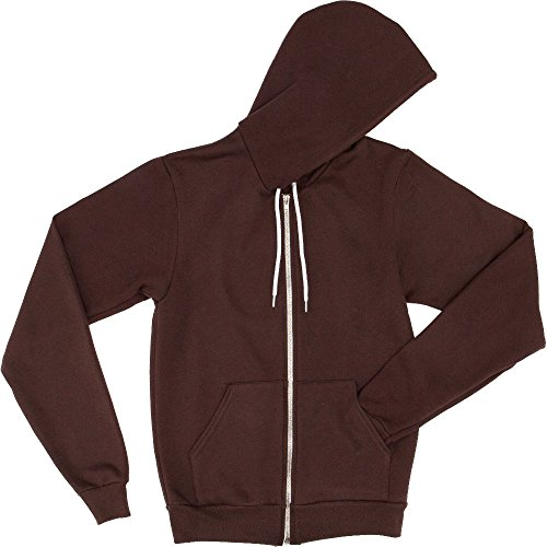 Apparel Unisex Fleece Polycotton Mens Hoodie American Flex Zip 46g7wxxq