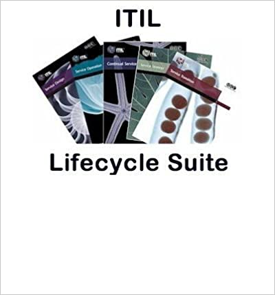 Itil Lifecycle Suite Pdf 2011 Edition